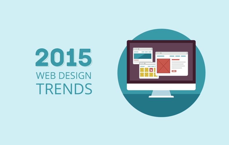 Top τάσεις στη σχεδίαση ιστοσελίδων για το 2015