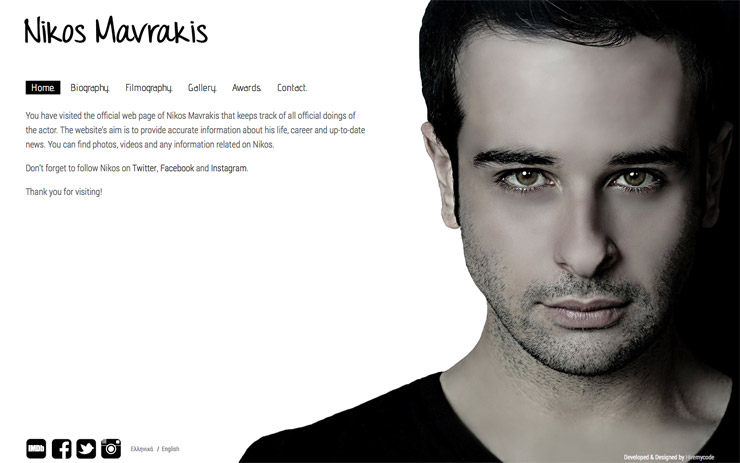 Nikos Mavrakis project