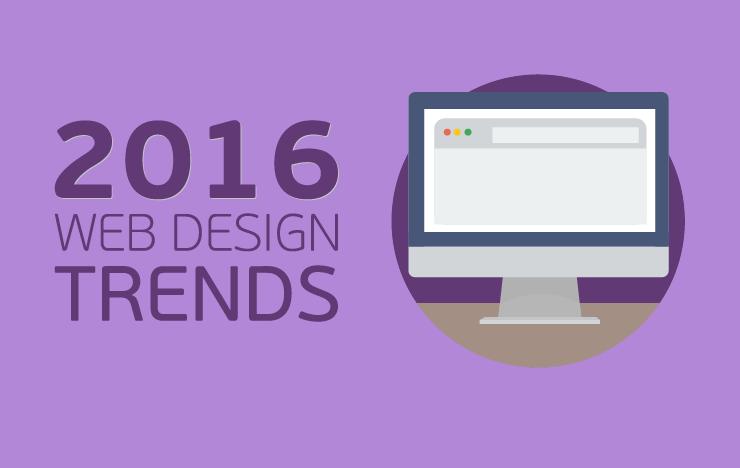 Top τάσεις στη σχεδίαση ιστοσελίδων για το 2016