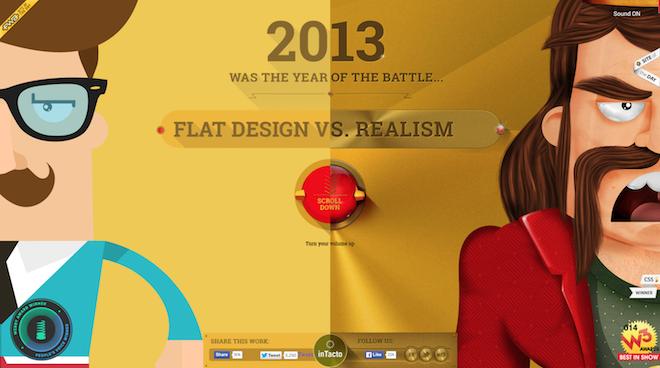 flatvsrealism.com