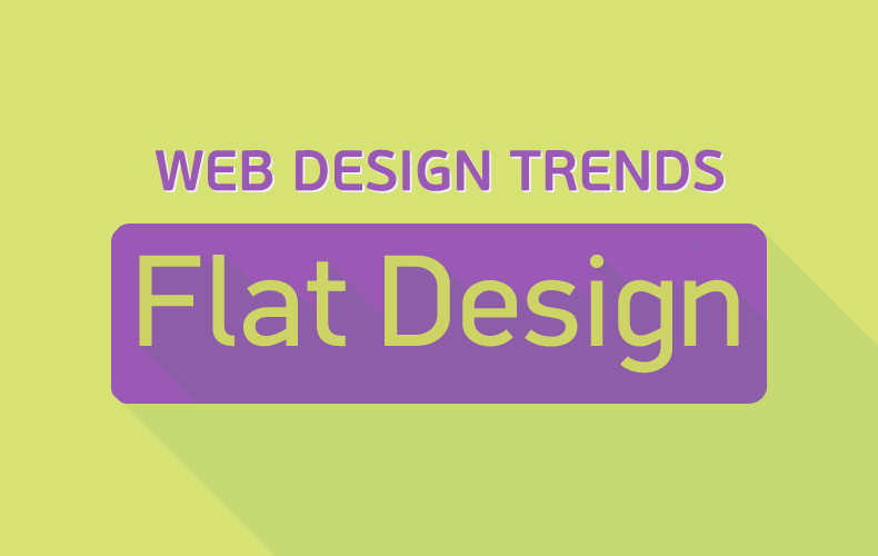 Τάσεις στη σχεδίαση ιστοσελίδων: Flat Design