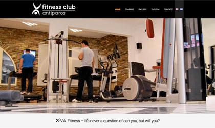 VA FITNESS CLUB